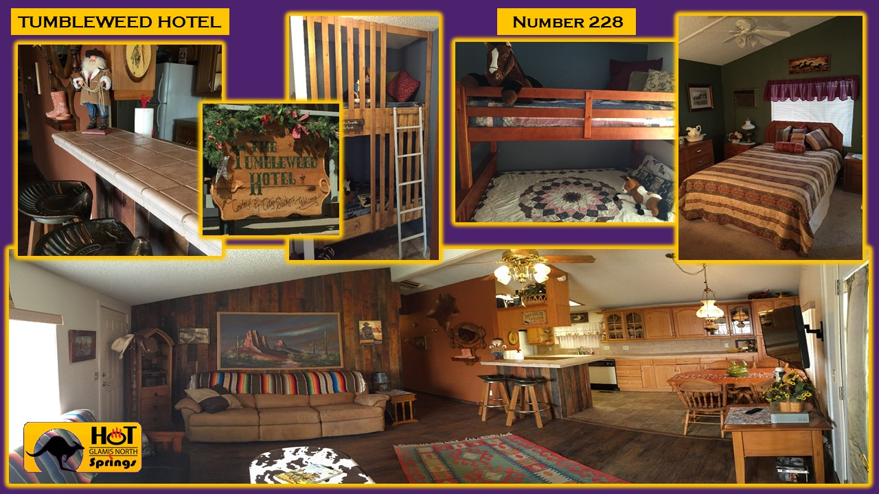 Pictures of Tumbleweed Hotel - number 228 - a themed destination at Glamis North