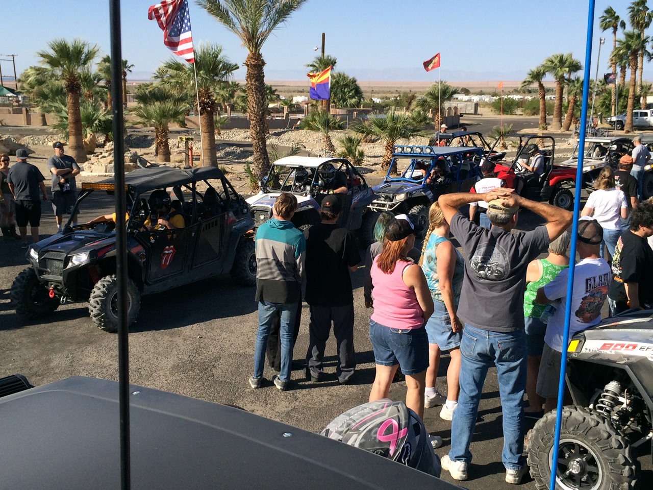 RZR Enthusiasts gather at the annual RZR forum